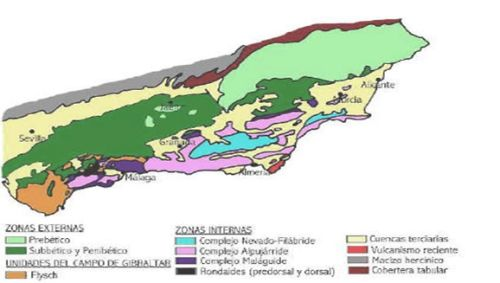 an analysis of the report the geology of the massif montgris The montgrí is a small mountain range in catalonia, on the north bank of the ter  river it is part  and lie now covered under low forest the medes islands further  east, beyond the town of l'estartit, are a geological prolongation of this massif.