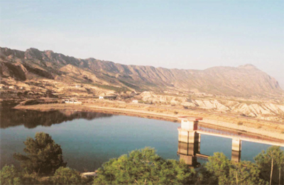 Photo of El Mayés Reservoir