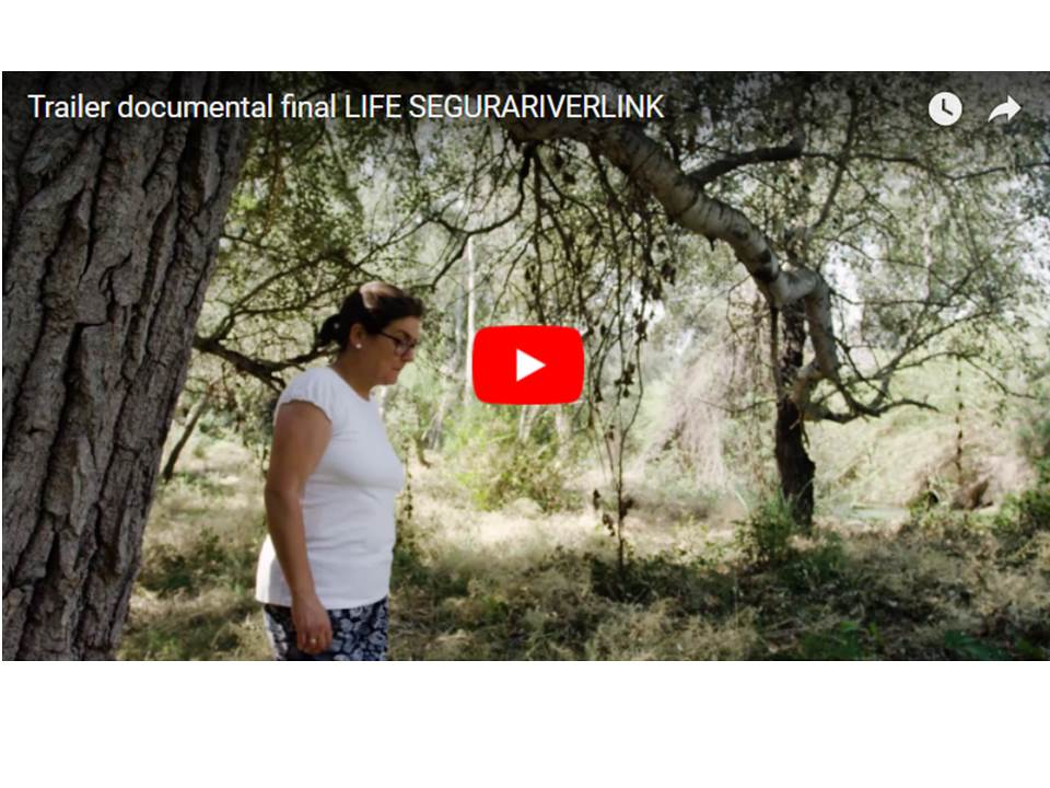 Ver la imagen en tamaño real. Estrenamos el trailer del documental 'Segura, las voces del río'