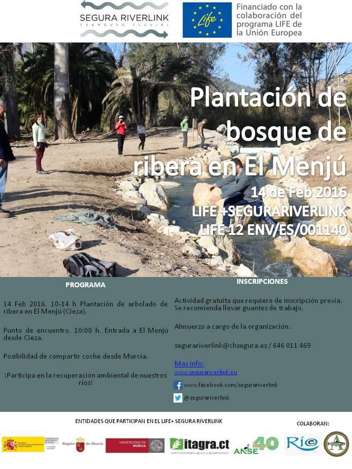 Ver la imagen en tamaño real. Próxima plantación con ACPES, RioRie y ANSE en El Menjú