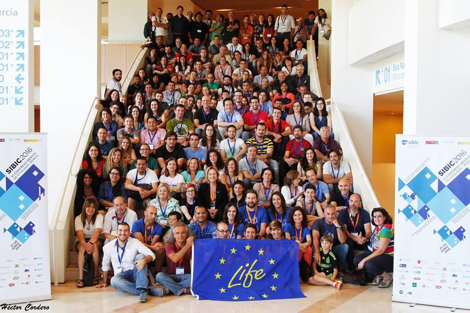 Ver la imagen en tamaño real. EL LIFE SEGURARIVERLINK colabora en la organización del SIBIC 2016