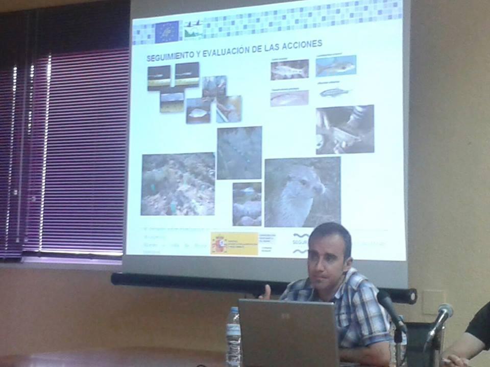 Ver la imagen en tamaño real. SEGURARIVERLINK presenta dos comunicaciones en las III jornadas de investigación de la Carrahila