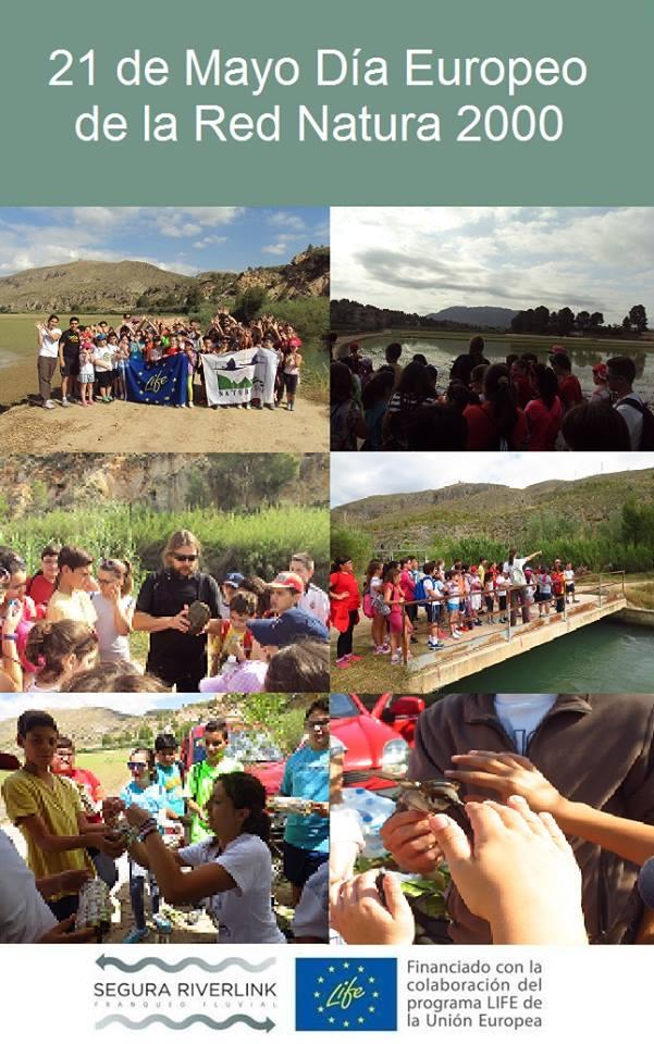 Ver la imagen en tamaño real. Celebramos el día de la Red Natura 2000 con los escolares de Calasparra