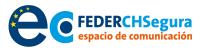 Logo FEDERChsegura. Espacio de comunicación