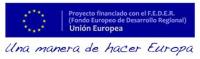Logo FEDER-EUROPA. Una manera de hacer Europa